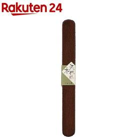 木製箸箱 だるま 25cm(1コ入)