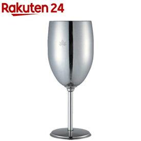 ロゴス ステンレスワイングラス No.81285112(1個入)【ロゴス(LOGOS)】
