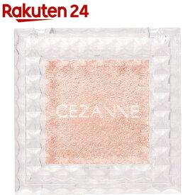 セザンヌ シングルカラーアイシャドウ 01 パールベージュ(1.0g)【セザンヌ(CEZANNE)】