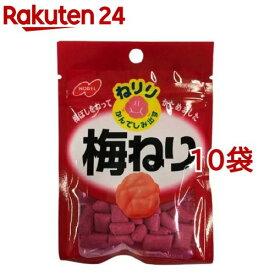 ノーベル製菓 ねりり梅ねり(20g*10コ)
