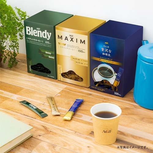 AGFブレンディパーソナルインスタントコーヒースティック