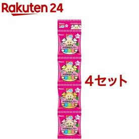 和光堂 赤ちゃんのおやつ+Ca カルシウム しらす&わかめせんべい4連(5g*4袋入*4コセット)