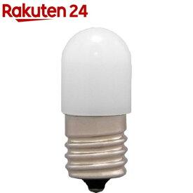アイリスオーヤマ LED電球 ナツメ球 小形 電球色 35lm(1個)【アイリスオーヤマ】