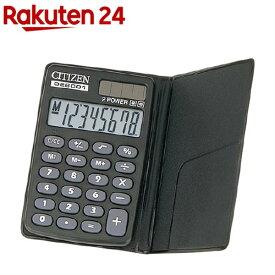 シチズン DE8001Q(1台)