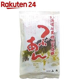 山清 北海道産有機小豆使用つぶあん 33647(200g)