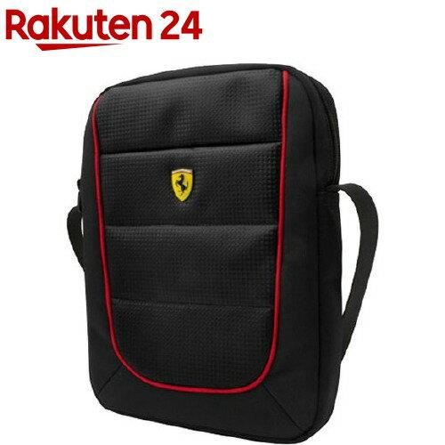 Ferrari公式ライセンス品10インチタブレット用バッグブラックFESH10BK
