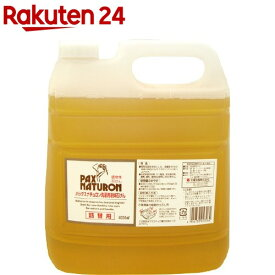 パックスナチュロン 洗濯用液体石けん 詰替用(4L)【イチオシ】【パックスナチュロン(PAX NATURON)】