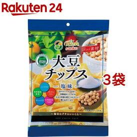 サンコー 大豆チップス 塩味(50g*3袋セット)
