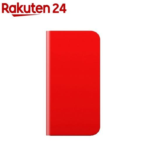 SLGデザインiPhone5cD5カーフスキンレザーダイアリーレッドSD3326i5C