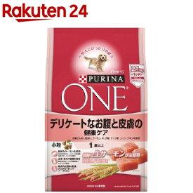 ピュリナワン ドッグ デリケートなお腹と皮膚の健康ケア(2.1kg)【dalc_purinaone】【qqs】【qqw】【ピュリナワン(PURINA ONE)】[ドッグフード]