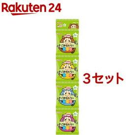 和光堂 1歳からのおやつ+DHA ごませんべい4連(6g*4袋入*3コセット)