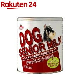 森乳サンワールド ワンラック ドッグシニア ミルク(280g)【ワンラック(ONELAC)】