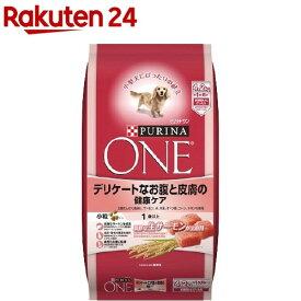 ピュリナワン ドッグ デリケートなお腹と皮膚の健康ケア(4.2kg)【dalc_purinaone】【qqs】【qqw】【ピュリナワン(PURINA ONE)】[ドッグフード]