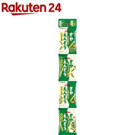さやえんどうミニ4 さっぱりしお味(12g*4袋入)