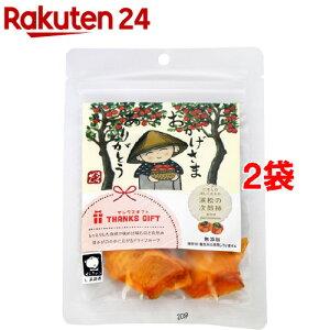 サンクスギフト ドライフルーツ 浜松の次郎柿(20g*2袋セット)