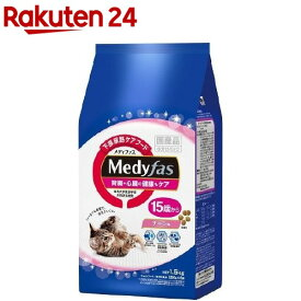 メディファス 15歳から チキン味(250g*6袋)【メディファス】[キャットフード]