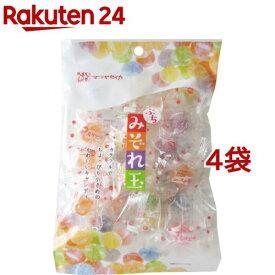 松屋製菓 ぷちみぞれ玉(130g*4袋セット)【松屋製菓】