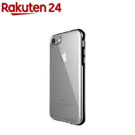 ba94b110a0 モトモ iPhone 8/7 イノ アクロムシールド ブラック MT11029i7S(1コ入)