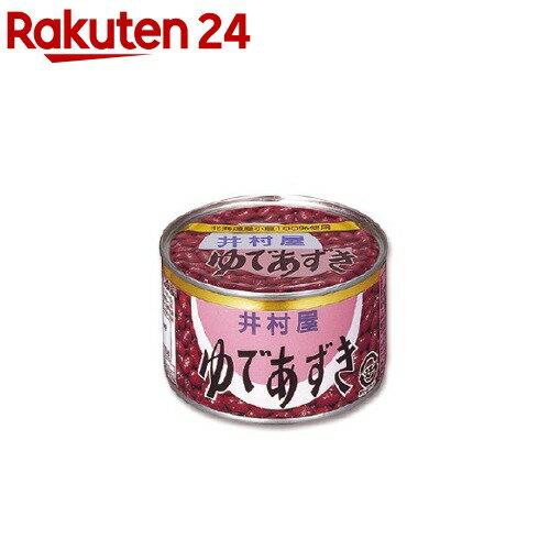 井村屋 ゆであずき 特4号缶(430g)【井村屋】