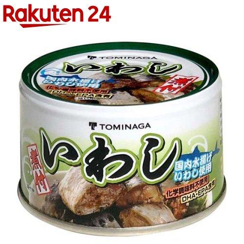 いわし煮付缶詰(140g)