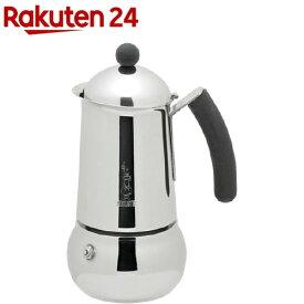 直火式コーヒーメーカー CLASS 6cup用 4643(1台)【BIALETTI(ビアレッティ)】