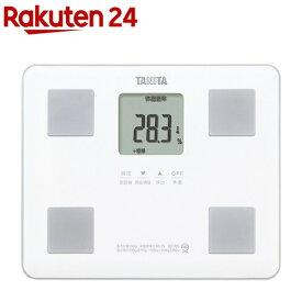 タニタ 体組成計 ホワイト BC-760-WH(1台)【タニタ(TANITA)】