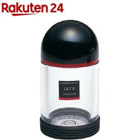 ラストロウェア レッツ 胡椒入れ ブラック K-183 LB(53ml)【ラストロウェア】