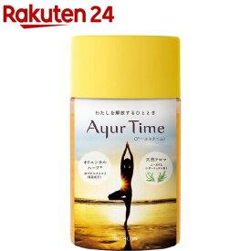 アーユルタイム ユーカリ&シダーウッドの香り(720g)【アーユルタイム】[入浴剤]