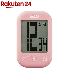 タニタ タッチキータイマー ピンク TD-413-PK(1コ入)【タニタ(TANITA)】