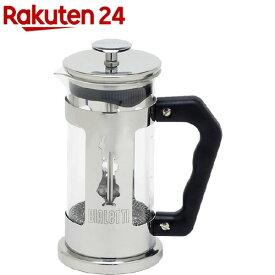 プレス式コーヒーメーカー フレンチプレス オミーノ 0.35L 3160(1台)【BIALETTI(ビアレッティ)】
