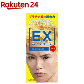 ギャツビー EXハイブリーチ(1セット)【GATSBY(ギャツビー)】