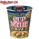日清 カップヌードル リッチ スッポンスープ味(67g*12食入)【カップヌードル】