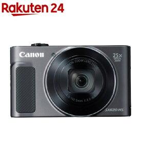キヤノン デジタルカメラ パワーショット SX620HS ブラック(1台)【パワーショット(PowerShot)】