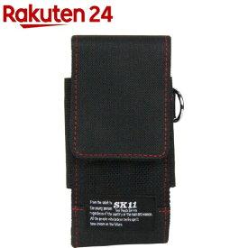 SK11 スマートフォンケース F-729 RED(1コ入)【SK11】