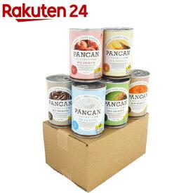 アキモトのパンの缶詰 PANCAN 6缶アソートセット(100g*6缶入)【パンの缶詰】
