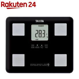 タニタ 体組成計 ブラック BC-760-BK(1台)【タニタ(TANITA)】