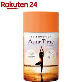 アーユルタイム ラベンダー&イランイランの香り(720g)【アーユルタイム】[入浴剤]