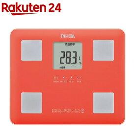 タニタ 体組成計 コーラルピンク BC-760-PK(1台)【タニタ(TANITA)】