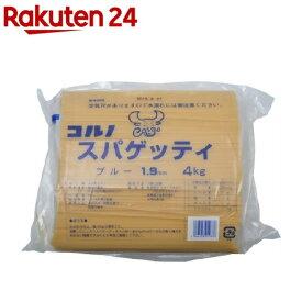 コルノ スパゲッティ ブルー 1.9mm(4kg)【コルノ】[パスタ]