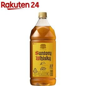 サントリー ウイスキー 角瓶 ペット(2.7L)【角瓶】