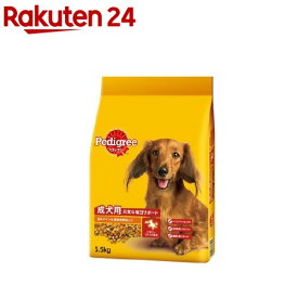 ペディグリー 成犬用 元気な毎日サポート 旨みチキン&緑黄色野菜入り(5.5kg)【ペディグリー(Pedigree)】[ドッグフード]