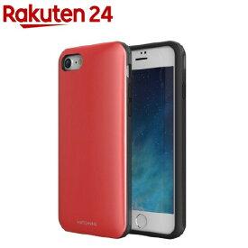マッチナイン iPhone 8/7 ピンタ レッド MN89134i7S(1コ入)【MATCHNINE(マッチナイン)】