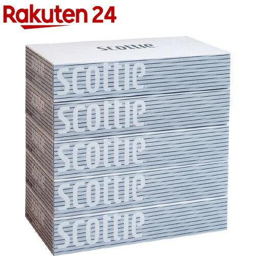 スコッティティシュー(400枚(200組)*5箱パック)【evm2】【bnad01】【スコッティ(SCOTTIE)】