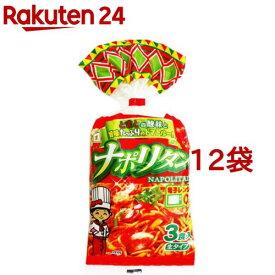 【訳あり】五木食品 ナポリタン(3食入*12コ)