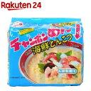 イトメン チャンポンめん 海鮮とんこつ(5食入)