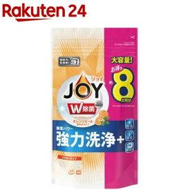 ジョイ 食洗機用洗剤 オレンジピール成分入り つめかえ用 特大(930g)【StampgrpB】【tktk07】【ジョイ(Joy)】
