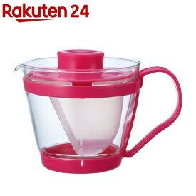 イワキ レンジのポット・茶器 もも色 K863-P(1コ入)【イワキ(iwaki)】