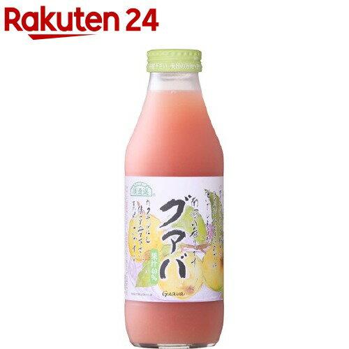 マルカイ 順造選 グァバ 果汁40%(500mL)【順造選】