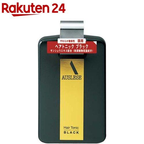 資生堂 アウスレーゼ ヘアトニック ブラック(200mL)【xpm】【アウスレーゼ(AUSLESE)】【送料無料】