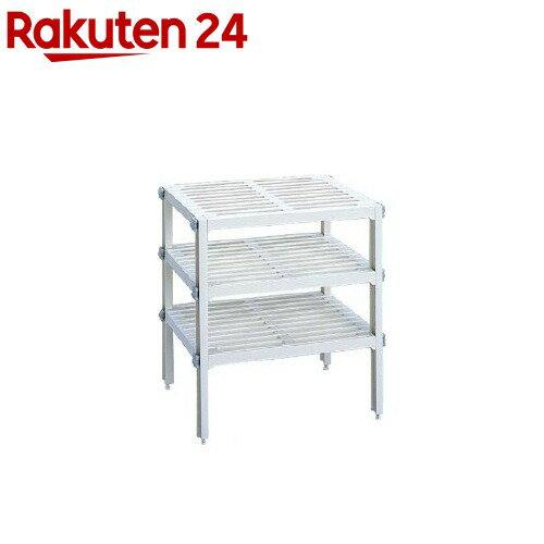 キッチン3段フリーラックPS-485